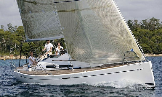 Charter Dufour 34 Sailing Yacht In Alacante