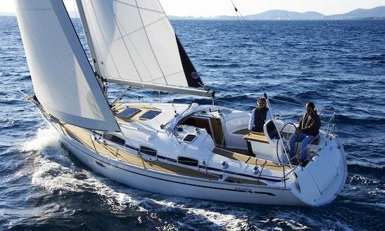 Bavaria 38 Sailing Yacht In Alacante