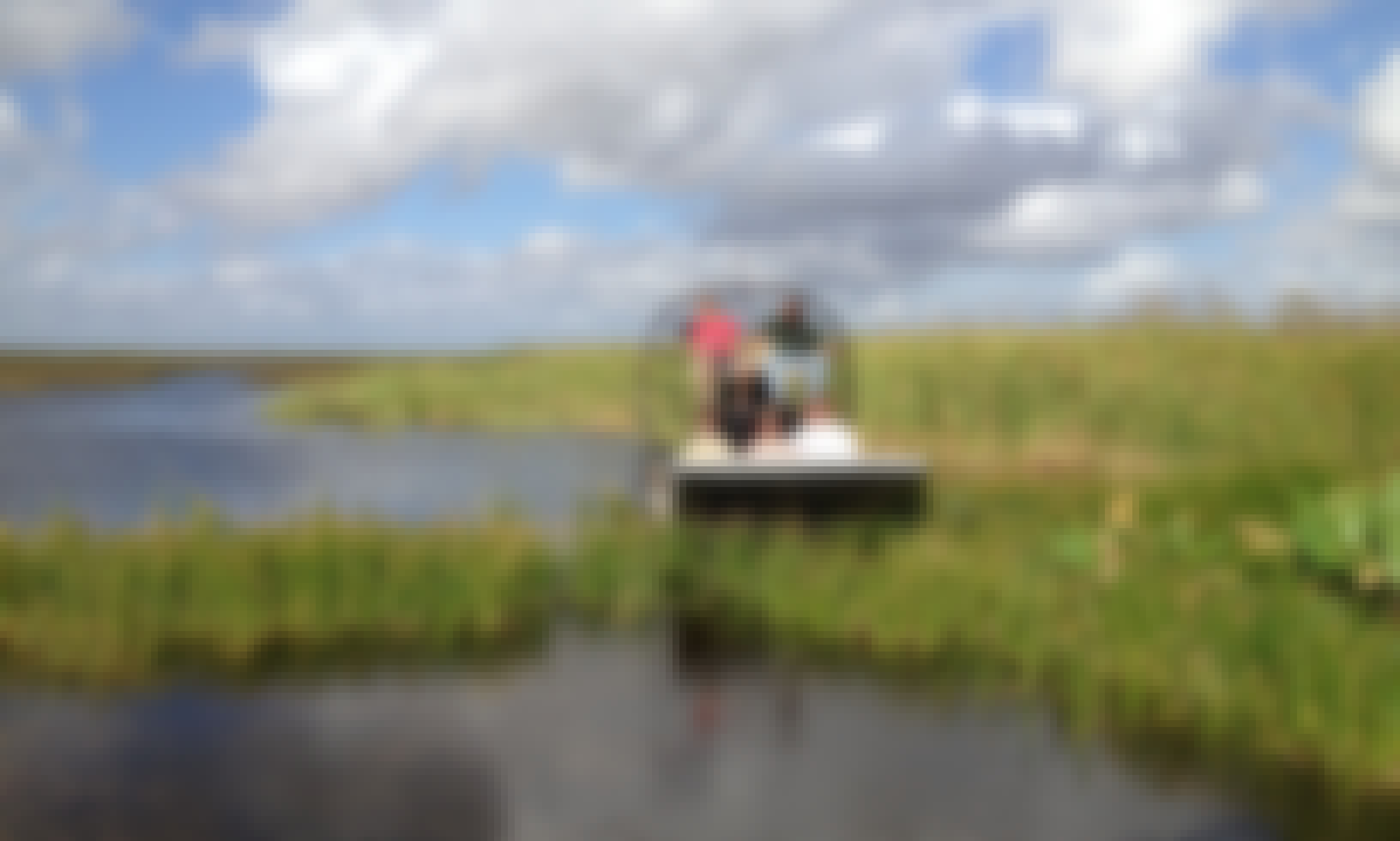 Airboat in Miami