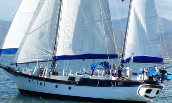 Vagabound Formosa 47 Sail Boat In Alicante