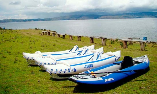 Kayaking Day Trip In La Paz, Bolivia