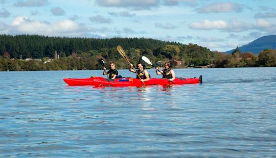 Hire This Kayak In Rotorua, New Zealand
