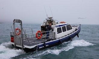 "Luxury ""Kirree Varrey"" Dive Boat in United Kingdom"