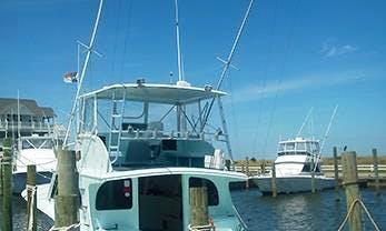 Charter on 50ft Hatteras Fishing Boat in Hatteras, North Carolina