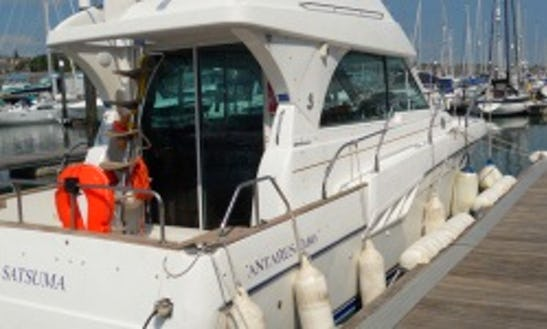 Charter The Beneteau Cat