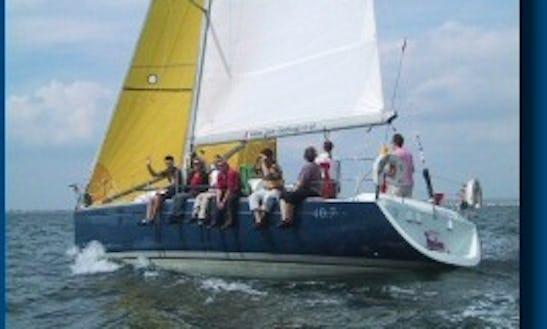 Beneteau First 40.7 Rental In Cowes, Uk