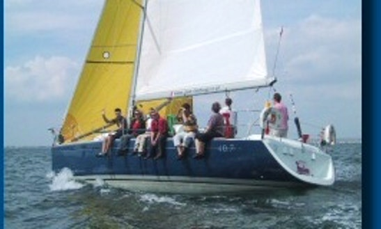 Beneteau First 40.7 Rental In Cowes, Uk