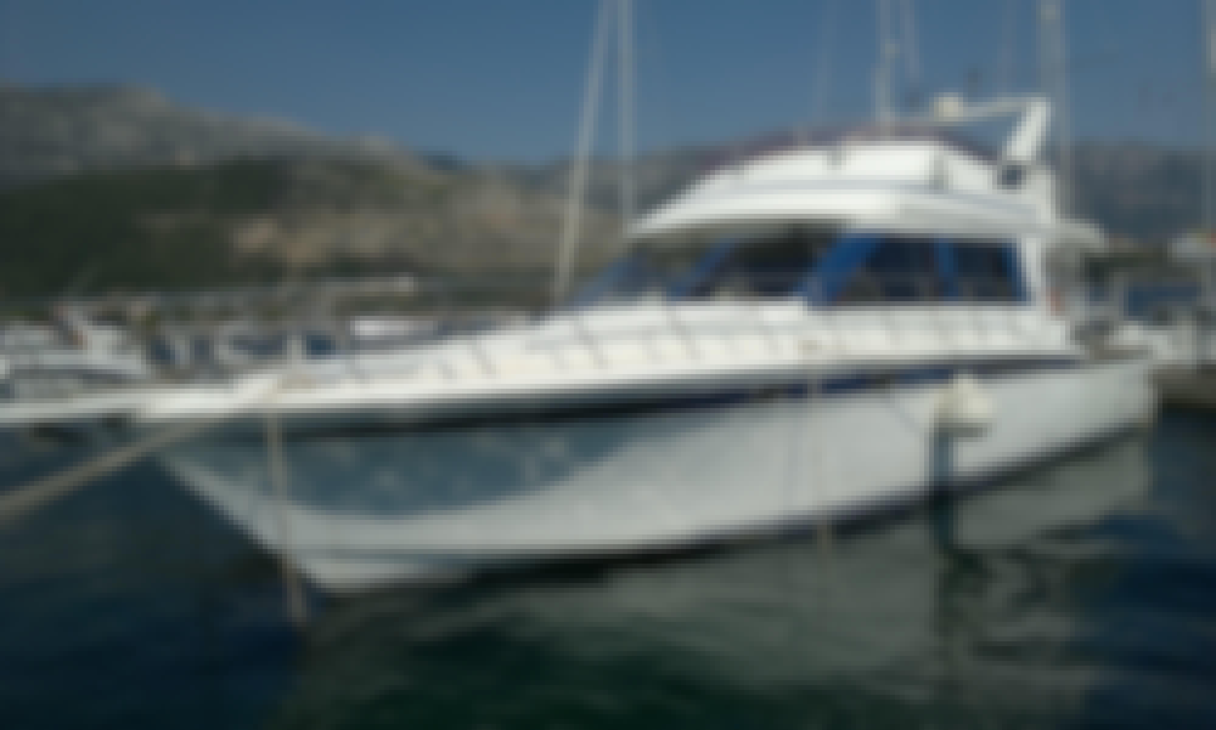 Motor Yacht Rental in Tivat