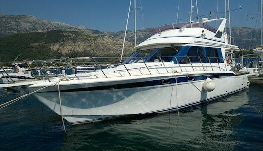Motor Yacht Rental In Bar