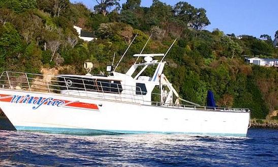 56' Head Boat