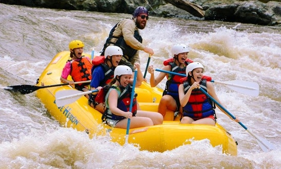 Mckenzie River Whitewater Rafting Adventures
