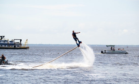 Fly Boarding In Destin