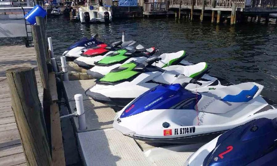 Waverunner Rentals In Destin