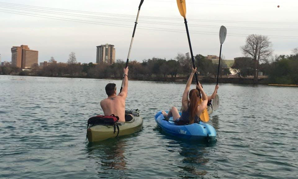 Kayak Rental In Austin