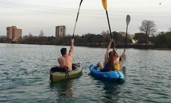 Kayak Rental In Austin