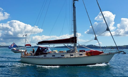 Charter 49' Cruising Monohull In Russell, New Zealand