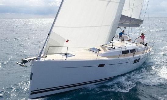 50' Hanse 505 Cruising Monohull Charter In Pula, Croatia