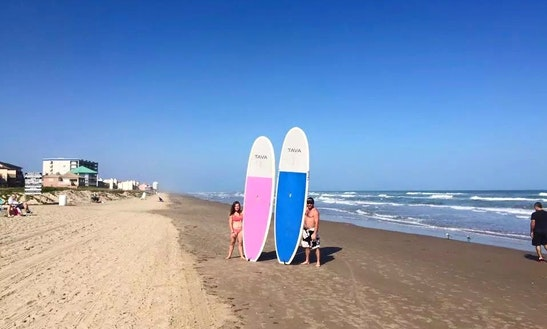 Stand Up Paddle Tour In South Padre Island