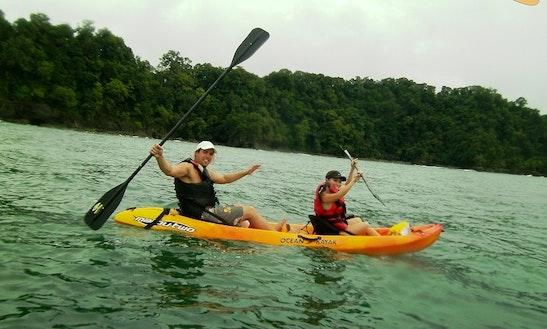 Kayak Charter In Puntarenas, Costa Rica