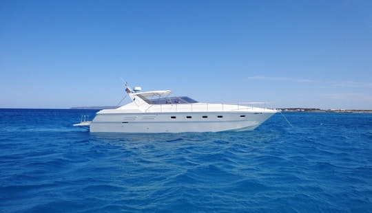 Luxury ''ferretti 46'' Motor Yacht Charter In Spain