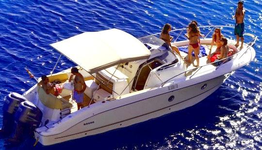 Luxury ''sessa Key Largo 30'' Cuddy Cabin Charter In Spain