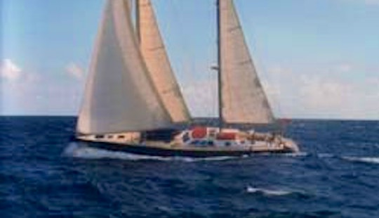 70' Sailing Mega Yacht Charter In Cannes, France