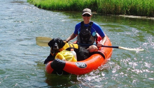 Inflatable Kayak Trip In Durango