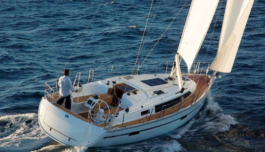 Luxurious ''bavaria 37'' Cruising Monohull Charter In Spain