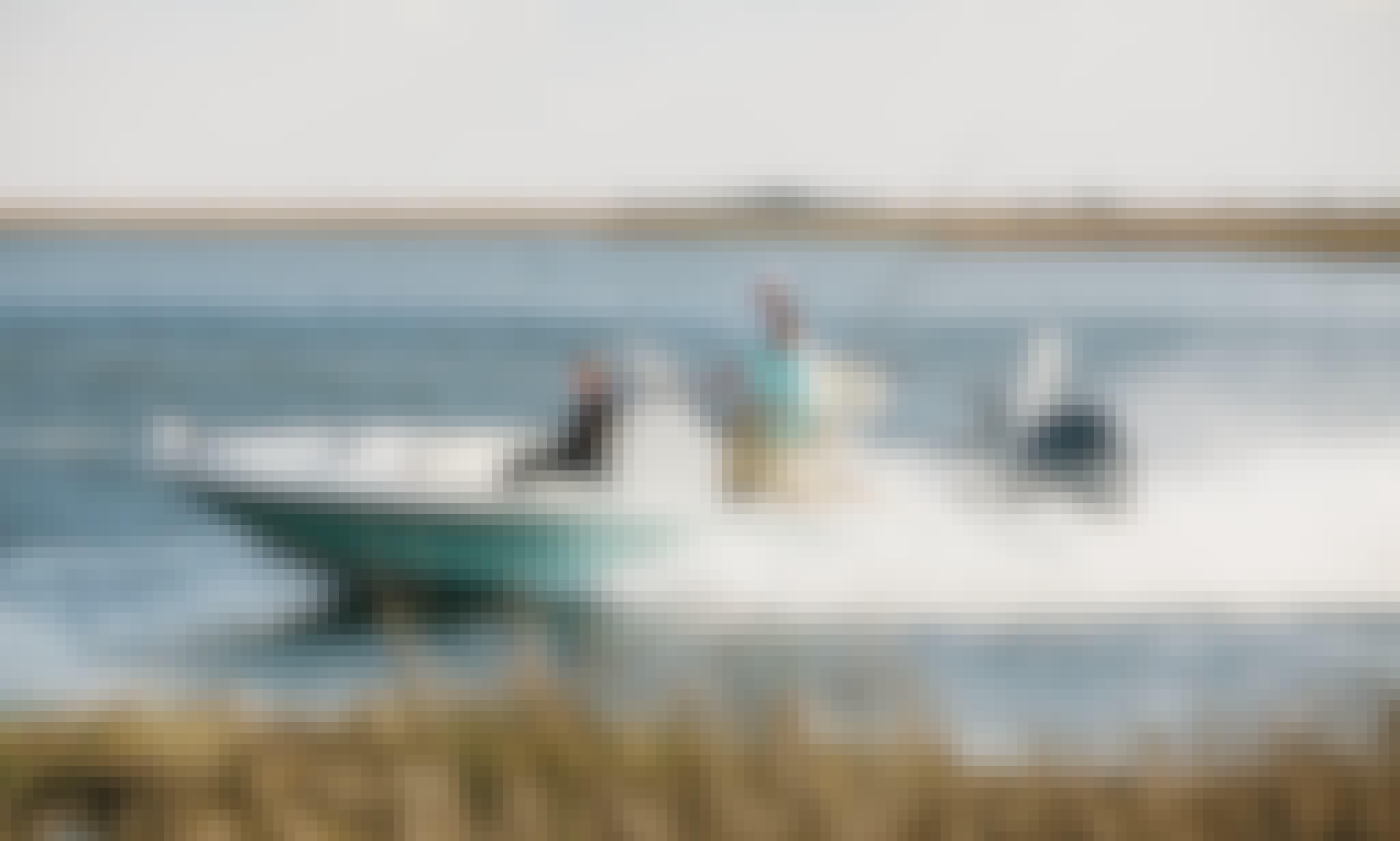 21ft Nautic Star Fishing Charter in Wilmington, North Carolina