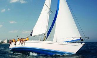 Sailing Cruising Monohull Rental in Larnaca and  Nicosia, Cyprus