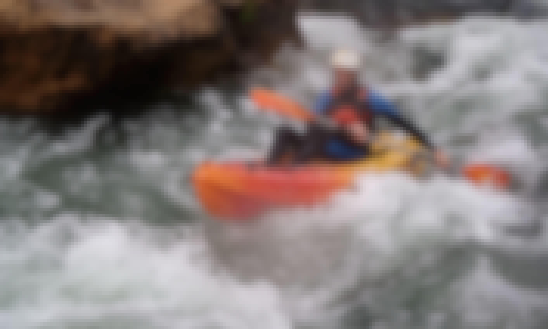 Kayak Trip In Valencia