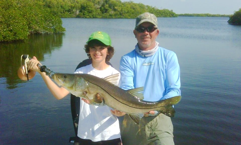 North fort myers fishing charter with captain mike for Fishing charters fort myers florida