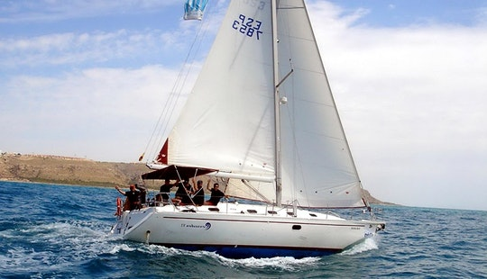 Charter On Gib Sea 43 In Biograd Na Moru