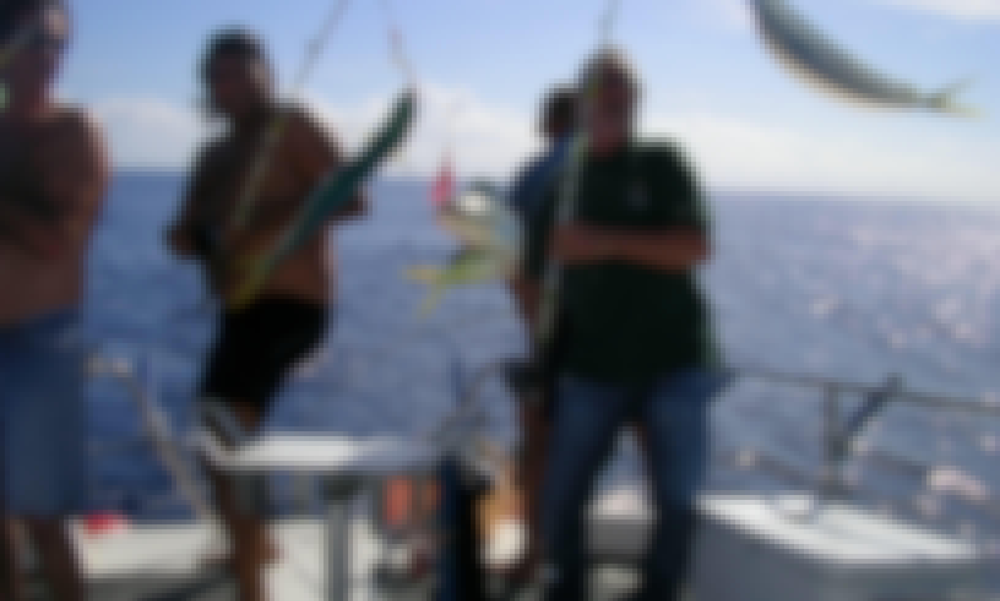 Marea 40 Lanchas Fishing Tour in Port d'Andratx, Spain