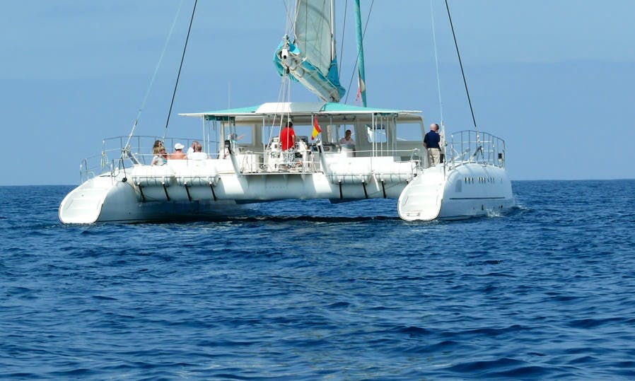 Cruising Catamaran Charter in Caleta del Sebo, Spain