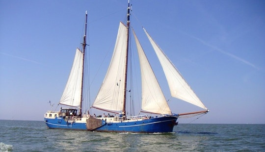 Charter On Mermaid Sailing Yacht For 55 People In Harlingen