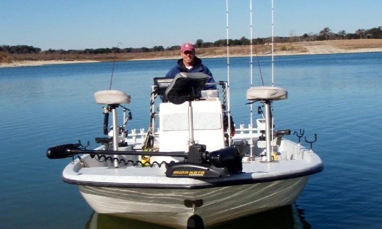 18' Center Console in Salado Texas, United States