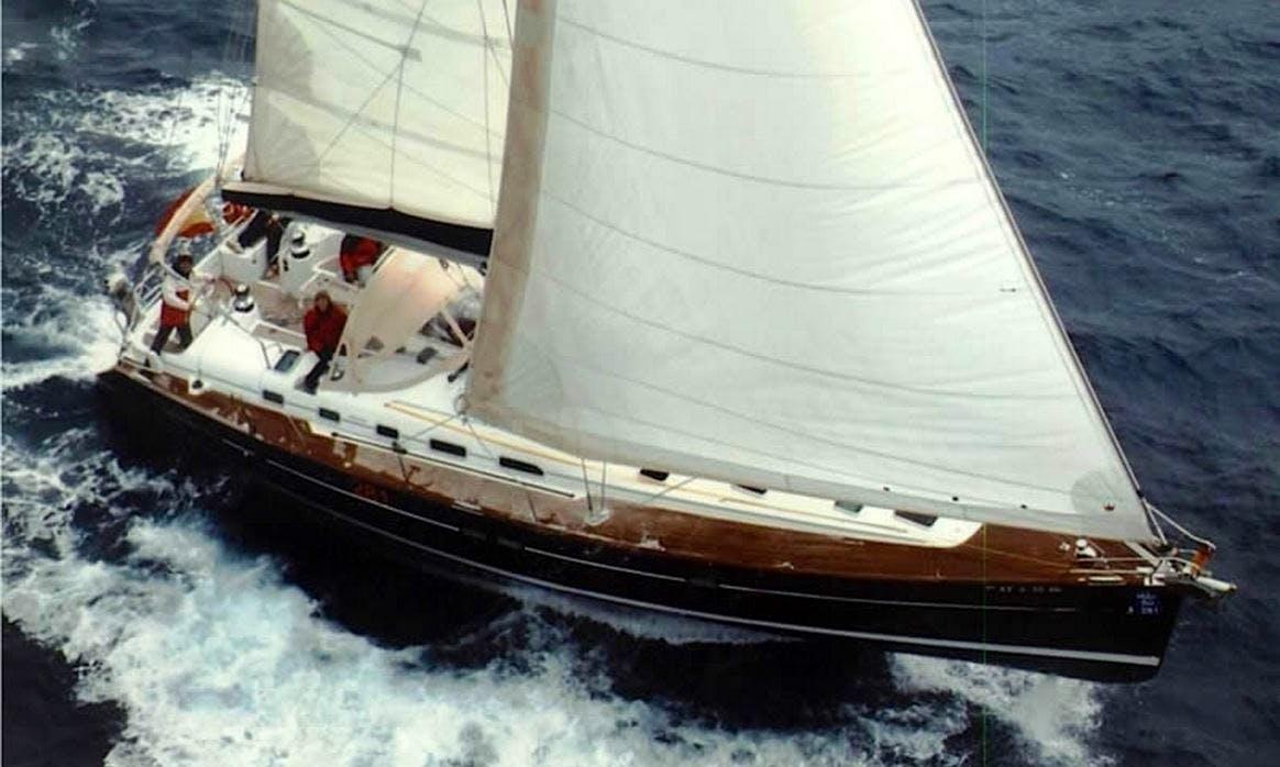 Luxury Oceanis 52.3 Charter in Dénia