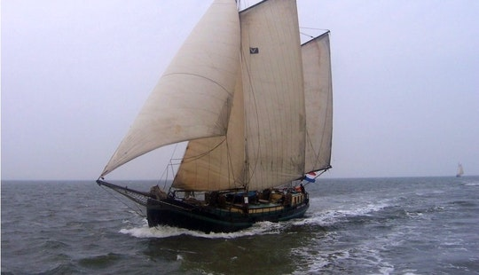 Charter On Hoop Op Welvaart In Harlingen