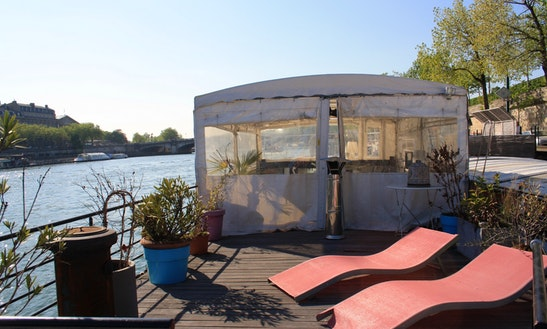Houseboat Rental In Paris, France