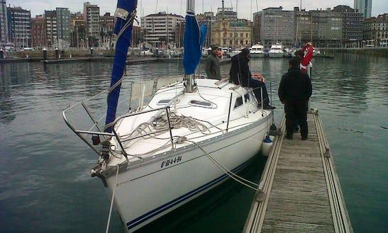 Sun Odyssey Boat Rental In Gijón
