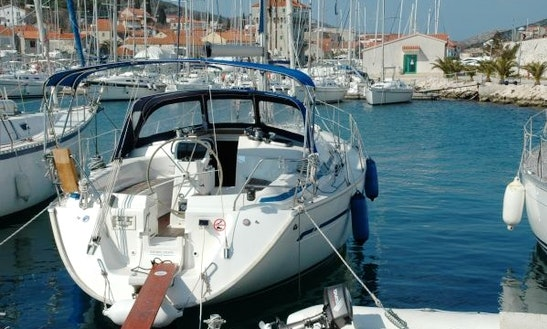 Charter Bavaria 40 Sailing Yacht In Spain