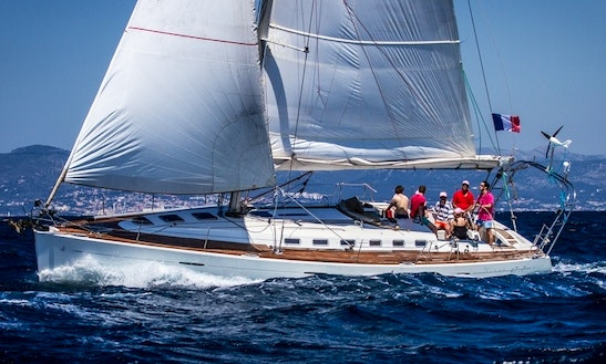 Charter First 47.7 Sailing Yacht In Cannes