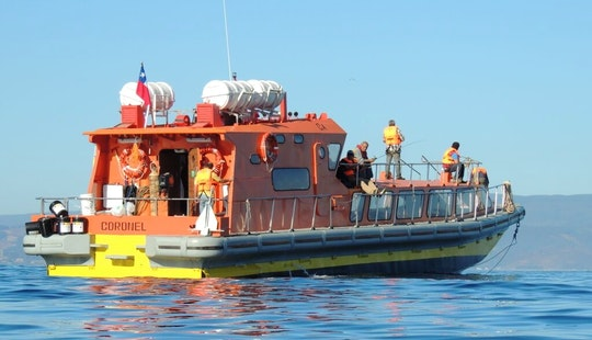 69' Passenger Boat