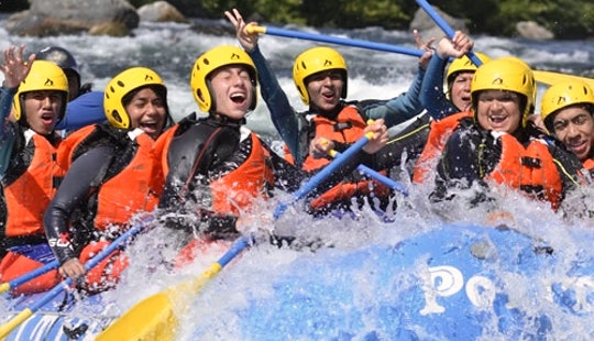 Rafting Charter In Pucon, Chile