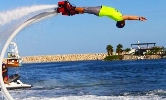 Hydro Flyboard In Marina Puerto Los Cabos