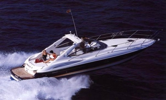Superhawk 34 Yacht Charter On The French Riviera