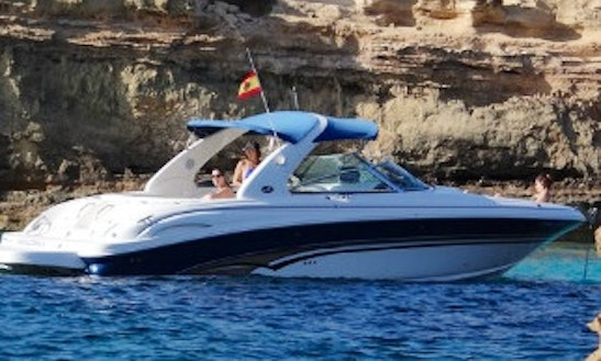Charter A Luxury ''sea Ray 290'' Deck Boat For In Spain