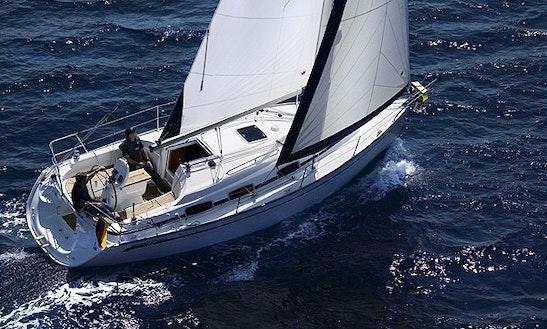 Bavaria 30 Sailing Yacht Charter In Svendborg