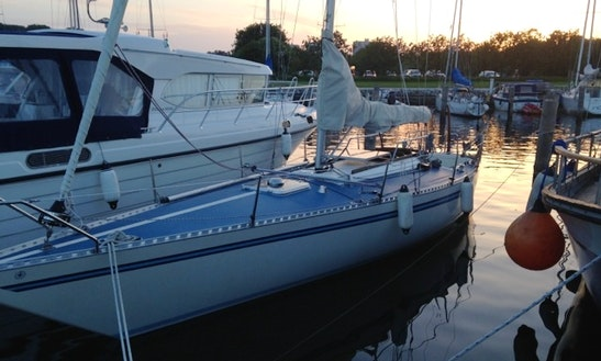 Charter 33' Danish Sailboat From Aarhus